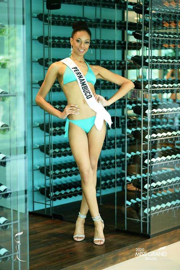 Emily Chizoba Miss Grand Pernambuco 2020