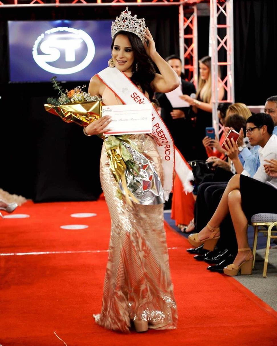 Señorita Puerto Rico Reina Hispanoamericana 2018 Erika Medina