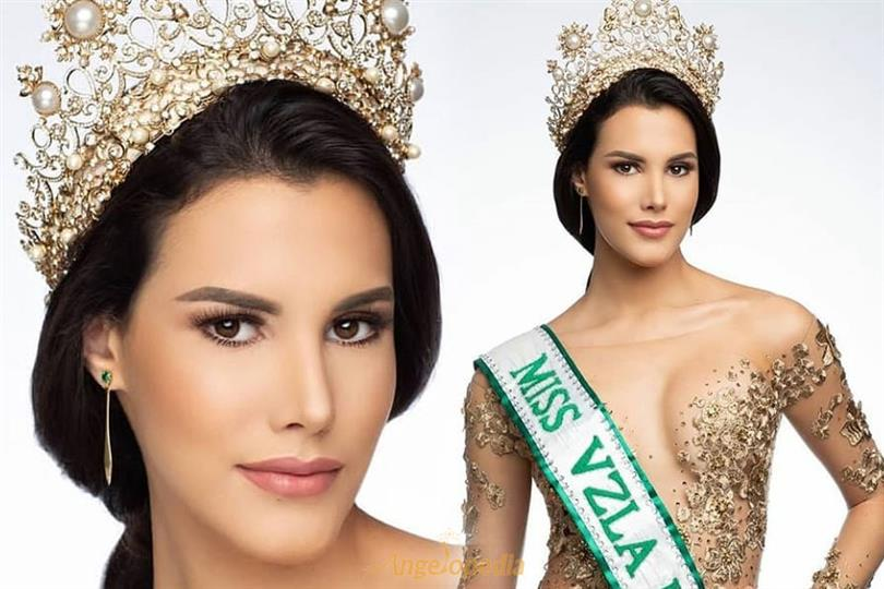 Mariem Claret Velazco of Venezuela crowned Miss International 2018