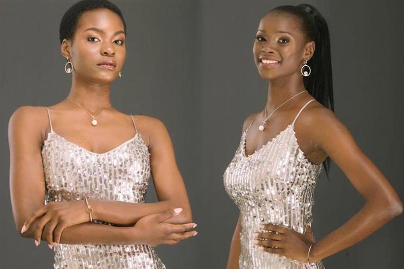 Paula Mateus Ngança Nilda Songo Miss Angola 2019