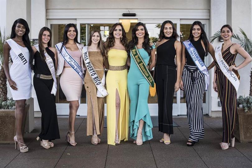 Miss Panamerican International 2018 Finale Details