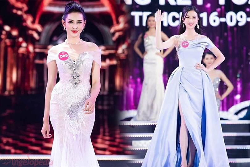 Nguy?n Thúc Thu? Tiên confirmed as the new Miss International Vietnam 2018