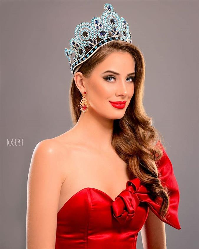 Miss World Chile 2018 Anahí Hormazabal Garay, our favourite for Miss World 2018