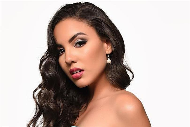 Venessa Villars crowned Miss Universe Honduras 2018