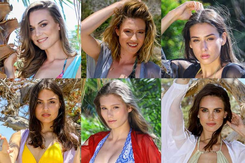 Ceská Miss 2019 Meet the Contestants