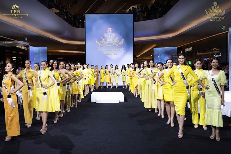 Miss Universe Thailand 2019 Meet The Contestants