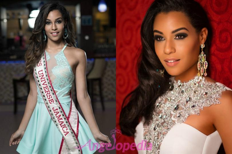 Sharlene Radlein Miss Universe Jamaica 2015 has been dethroned