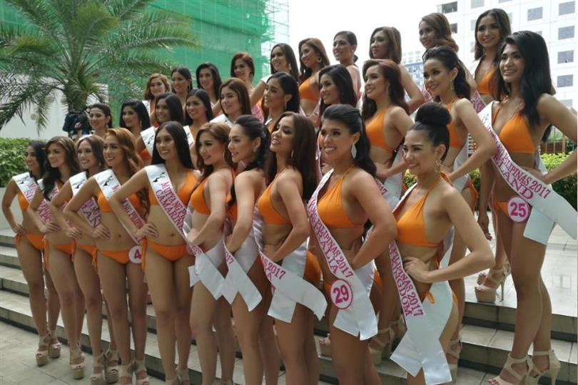 Mutya ng Pilipinas 2017- Events and activities