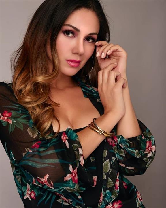 Hany Novoa Miss Global Peru 2019