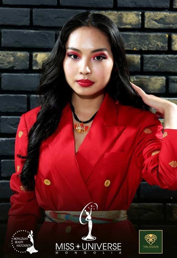 Miss Universe Mongolia 2019 Meet the Contestants