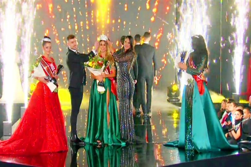 Hannah Giacchino crowned Miss Earth Malta 2020