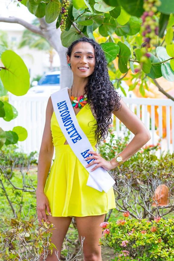 Miss Cayman Islands Universe 2018 Top 3 Hot Picks by Angelopedia