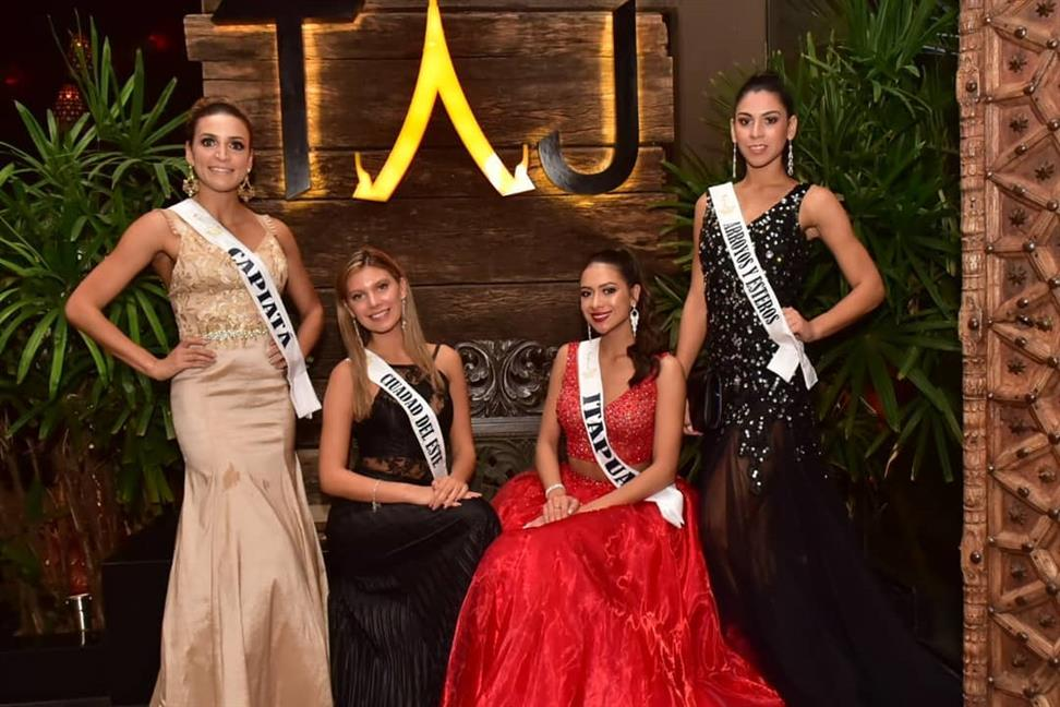 Miss Grand Paraguay 2019 Meet the Contestants