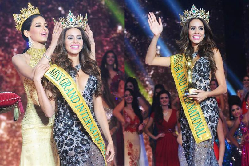 Miss Grand International 2014 winner
