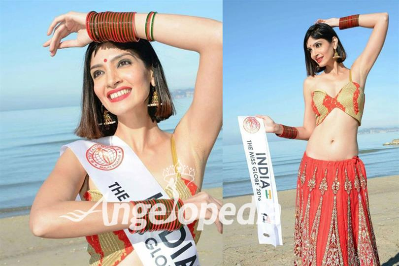 Beauty Talks with Dimple Patel Miss Globe 2016