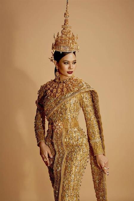 Chalita Suansane Miss Universe Thailand 2016