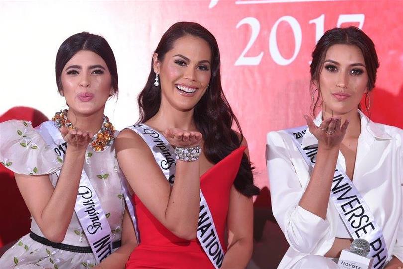 Send-off party for Binibining Pilipinas 2017 Queens!