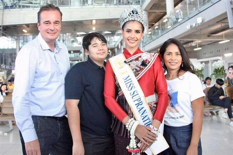 Miss Supranational 2019 Anntonia Porslid's grand homecoming