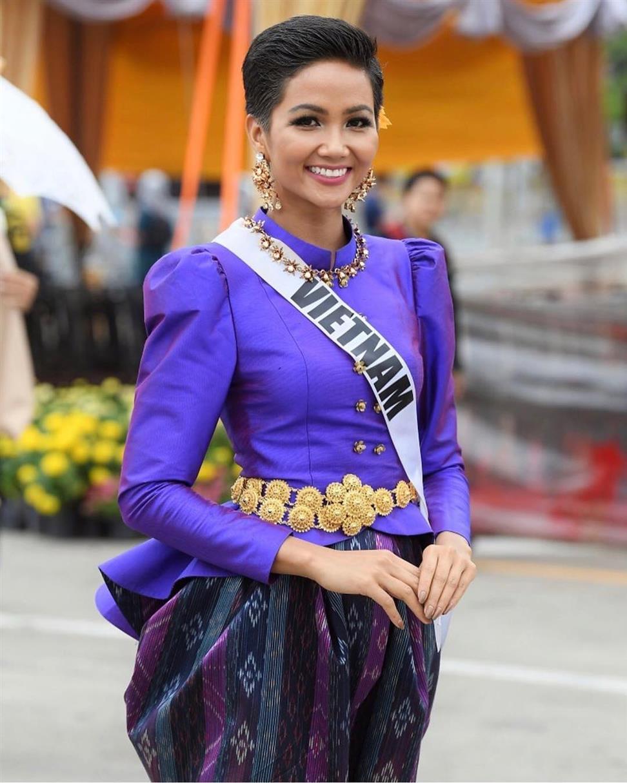 Miss Universe Vietnam 2018 H'Hen Niê: The unconventional beauty