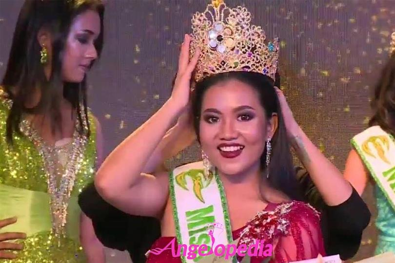 Miss Earth Myanmar 2018 Chaw Yupar Thet
