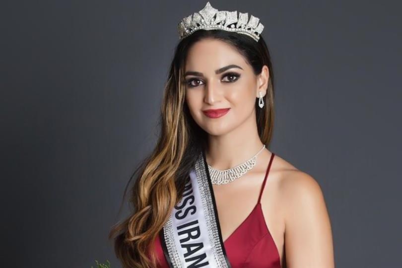 Iran to debut in Miss Universe under Miss Iran 2018 Shirin Heidari's delegation