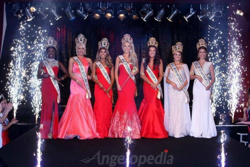 Ashley Powell crowned as Miss International UK 2017