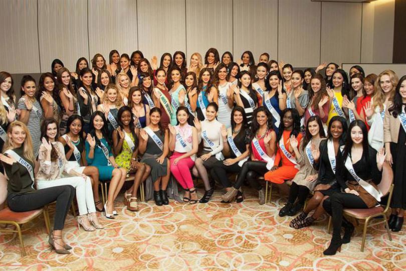 Miss International 2014 Contestants