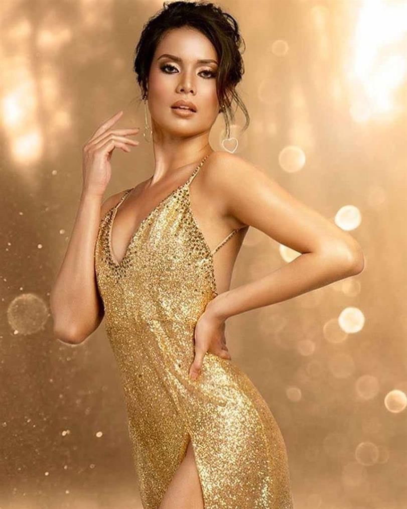 Filipina Leren Mae Bautista for The Miss Globe 2019 crown?