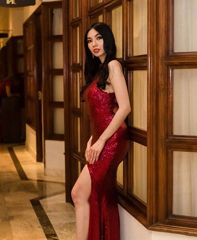 Miss Tourism Philippines 2017 Delegate Justiene Ortega