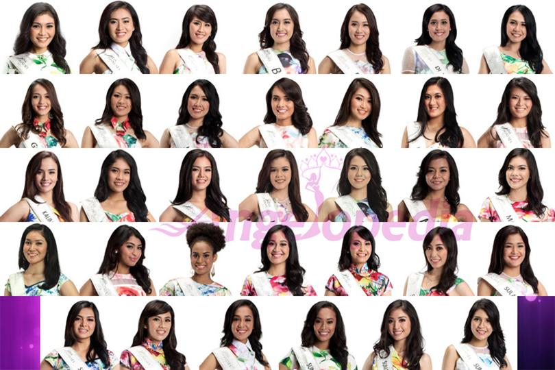 Miss Indonesia 2015 date, time, venue, telecast details.