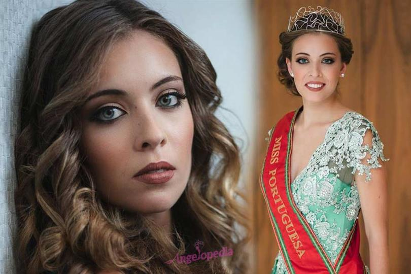 Miss World Portugal 2017 Filipa Barroso appointed Miss Universe Portugal 2018