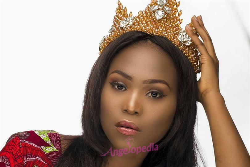 Helen Demey Matey crowned Miss Grand Ghana 2018