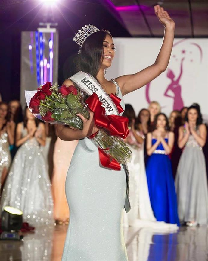 Manya Saaraswat crowned Miss New Jersey USA 2019 for Miss USA 2019