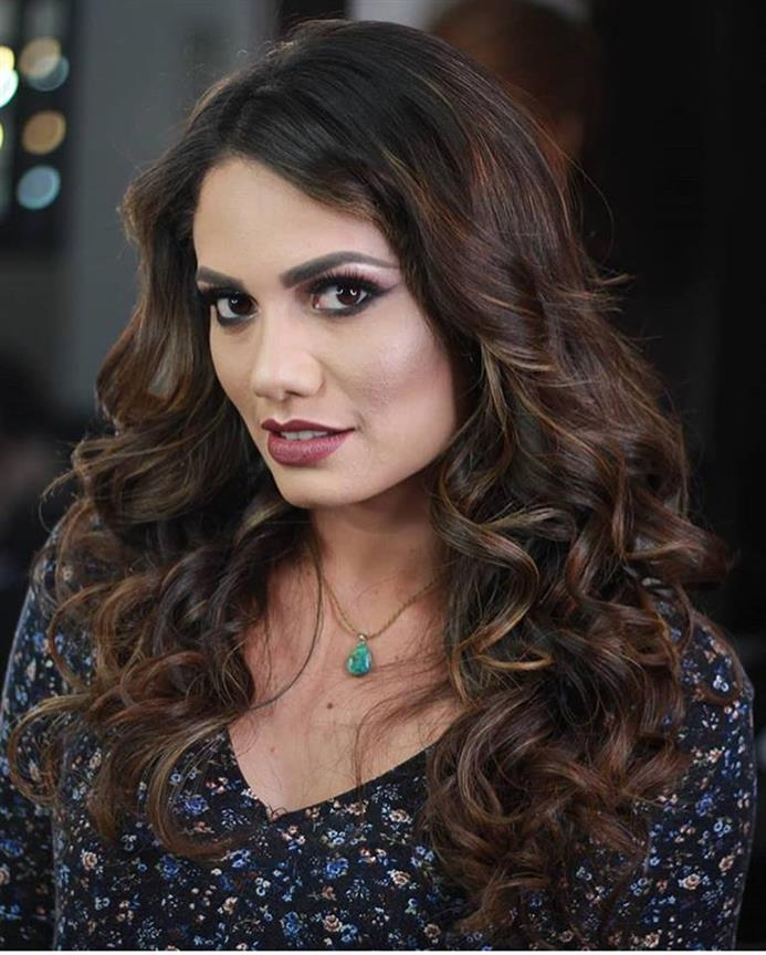 Miss Intercontinental Ecuador 2018 Nina Solórzano