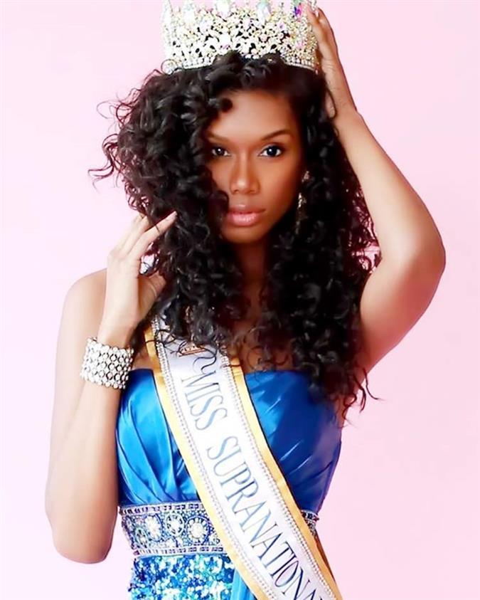 Stevie Miles is Miss Supranational Barbados 2019