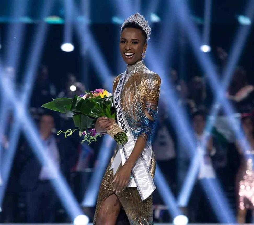 Miss Universe 2019 Top 5 Question and Answer Round