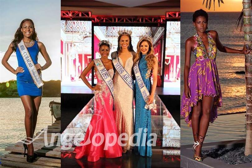 Miss Grand Aruba 2016 is Chimay Ramos