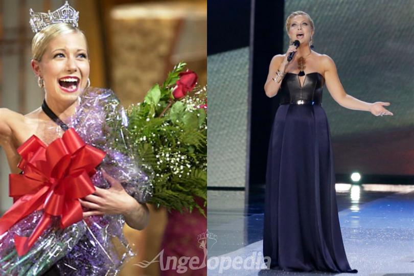 Katie Harman Ebner former Miss America scores another honour