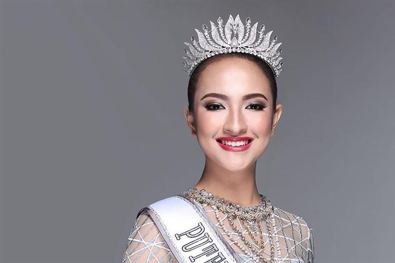 Vania Fitryanti is the new Miss International Indonesia 2018