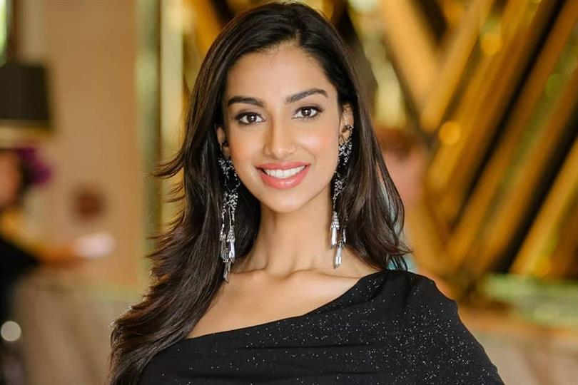 Miss Grand India 2018 Meenakshi Chowdhary – No less than a winner