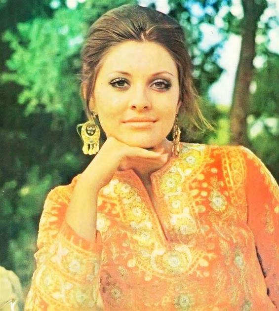 Miss Universe 1971 winner Georgina Rizk