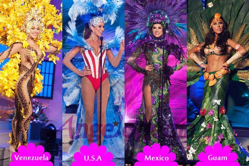 Celeb-daily.blogspot.com: Miss Universe 2014 National