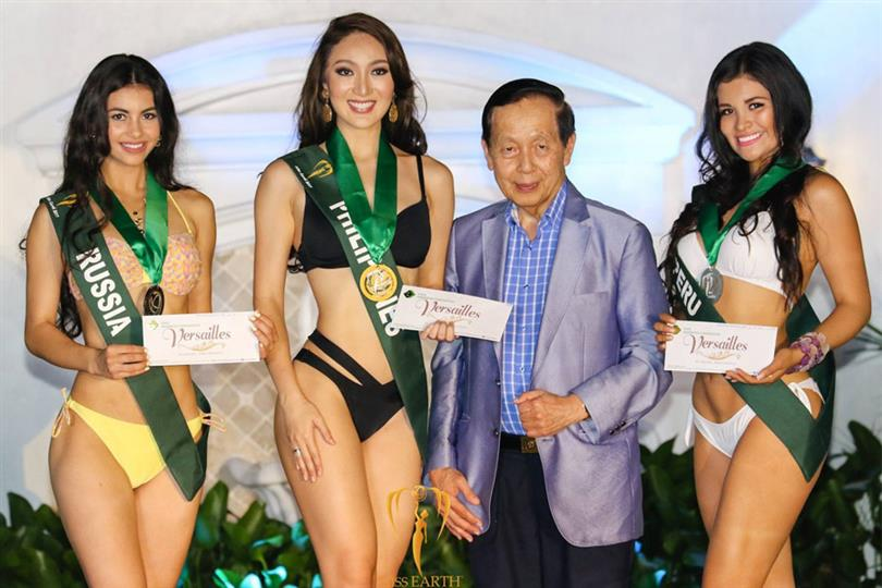 Miss Earth 2017 Swimsuit Competition Winners