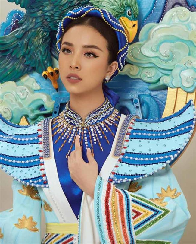 Will Vietnam's Nguy?n Th? Thúy An win the Best In National Costume award?