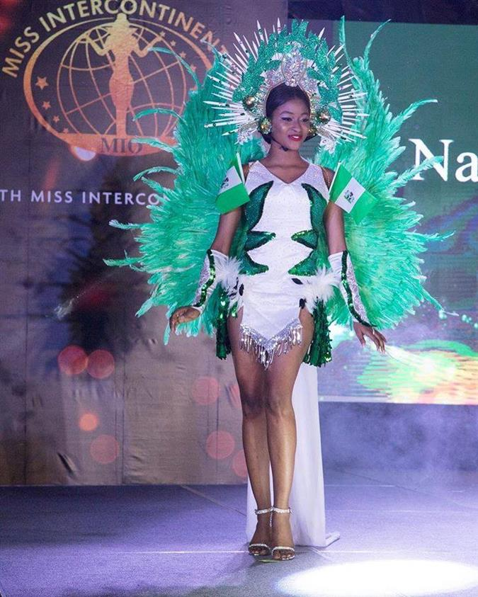 Our favourites from the National Costume Competition in Miss Intercontinental 2018