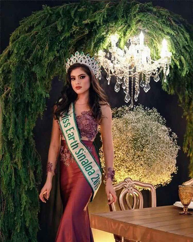 Miss Earth Mexico 2019 Top 10 Hot Picks by Angelopedia