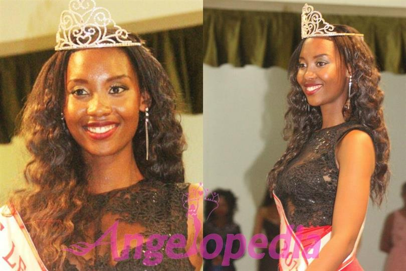 Mpoi Mahao crowned as Miss Lesotho 2017 for Miss World 2017