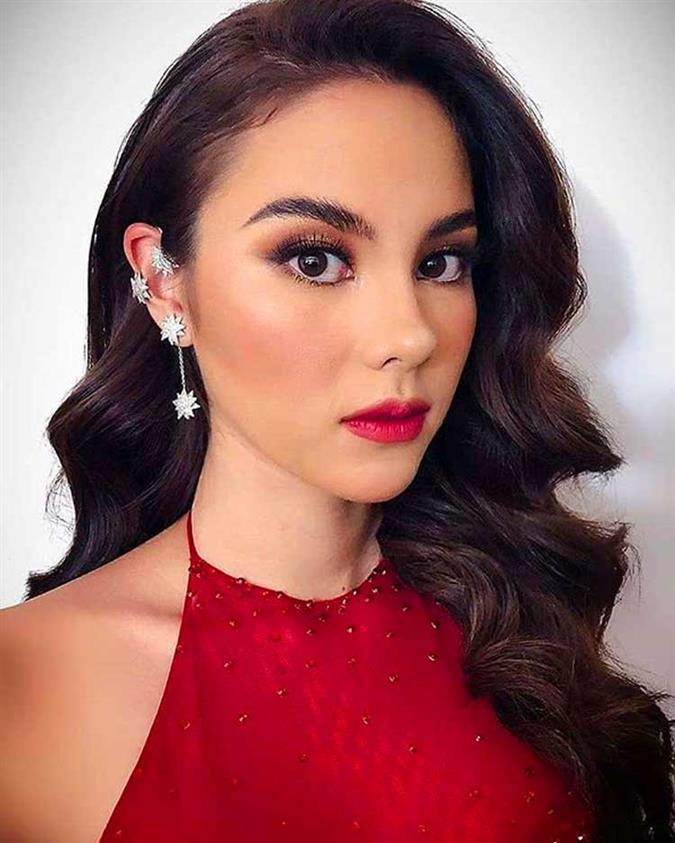 Catriona Elisa Magnayon Gray Miss Universe 2018