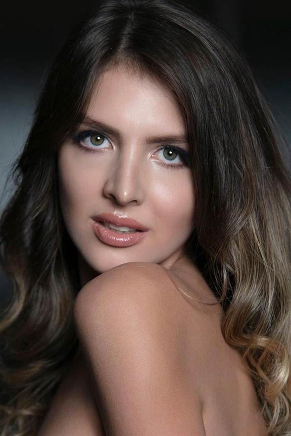 Emilia Dobreva of Serbia crowned Miss Friendship International 2019