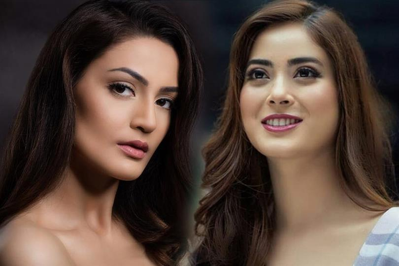 Shrinkhala Khatiwada showers love and support for Miss Universe 2018 Manita Devkota